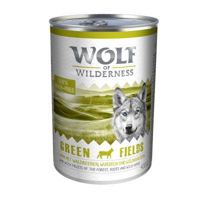 Lot découverte Wolf of Wilderness pour chien