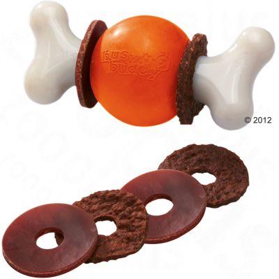 Lot jouet Active Bone + recharge de 24 friandises pour chien