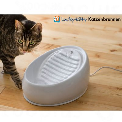 Lucky Kitty keramická fontánka pre mačky