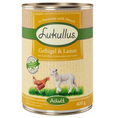 Lukullus Adult 24 x 400 g