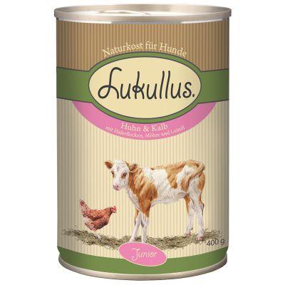 Lukullus Junior Pollo & Vitello