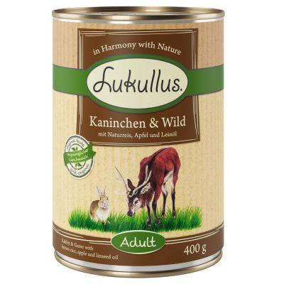 Lukullus Kaninchen & Wild