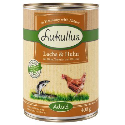 Lukullus Salmone & Pollo