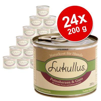 Lukullus 24 x 200 g