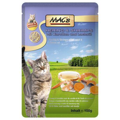 MAC´s Cat w saszetkach, 12 x 100 g