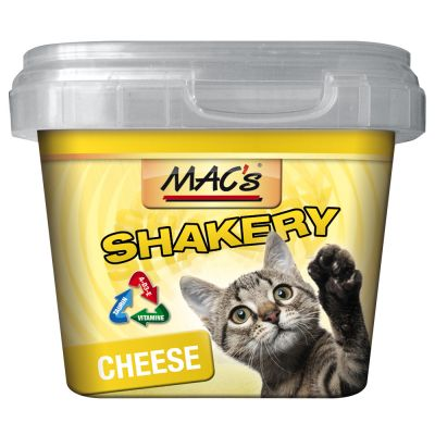 MAC's Shakery Snack Formaggio
