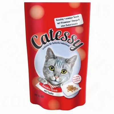 Mješovito pakiranje Catessy hrskavih grickalica 3 x 65 g