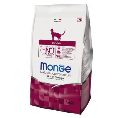 Monge Super Premium Indoor Cat
