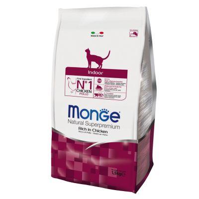 Monge Super Premium Indoor Cat