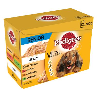 Multipack Pedigree Senior 7+