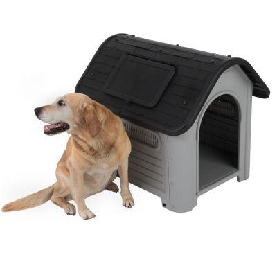 polly niche en plastique pour chien zooplus. Black Bedroom Furniture Sets. Home Design Ideas