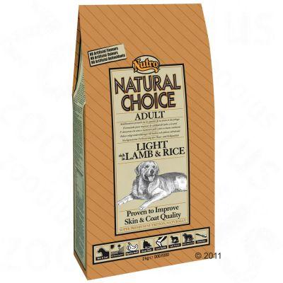 Nutro Choice Adult Light Agnello & Riso