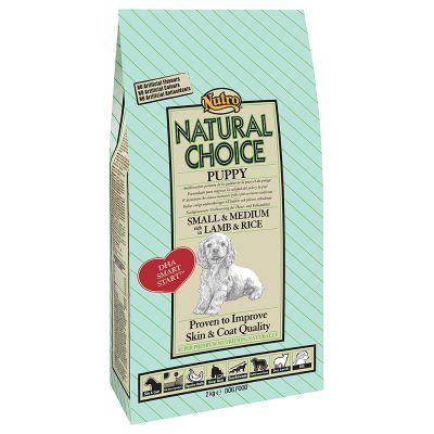 Nutro Choice Puppy Agnello & Riso