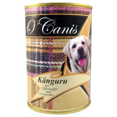 O'Canis Canguro, Patate dolci & Tarassaco
