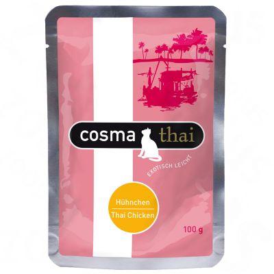 Offre découverte sachets Cosma Thai