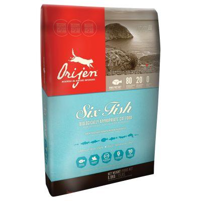 Orijen Six Fish (6 poissons) pour chat