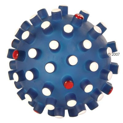 Palla gioco per cani Trixie Mina colorata