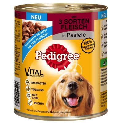 Pedigree Adult Classic 12 x 800 g pour chien
