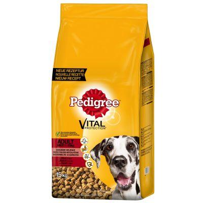 Pedigree Vital Dog Food Ingredients