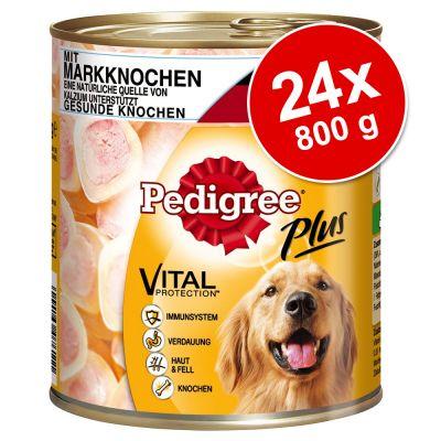 Pedigree Adult Plus 24 x 800 g