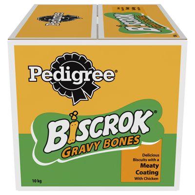 Pedigree Biscrok Gravy Bones 10 kg