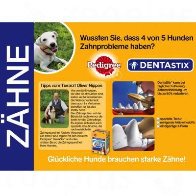 Pedigree Dentastix -säästöpakkaus, 2 x 56 kpl