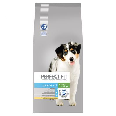 Perfect Fit Junior Dogs (>10kg)