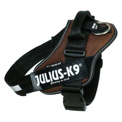 Pettorina Julius-K9 IDC® Power - cioccolato