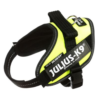 Pettorina Julius-K9 IDC® Power - giallo fluo