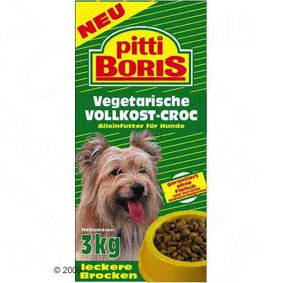 Pitti Boris Vegetarisch Volledig Hondenvoer