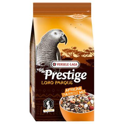 Prestige Premium African per pappagalli