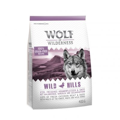 Prezzo prova! Wolf of Wilderness Adult