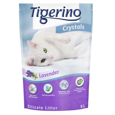 Prezzo speciale! Tigerino Crystals 3 x 5 l