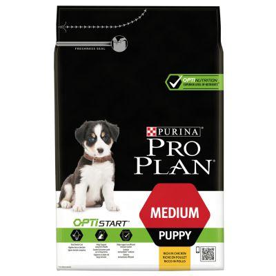 Pro Plan Medium Puppy OptiStart Pollo & Riso