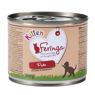 Probeerset Kitten: Purizon 400 g  & Feringa 6 x 200 g Kattenvoer