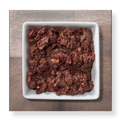 proCani Raw Dog Food Beef Vital Mix with 30% Fruit & Vegetables