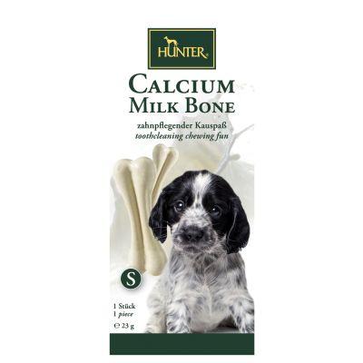 Puppy Starter Set Simpsons + Hunter Calcium Milk Bone