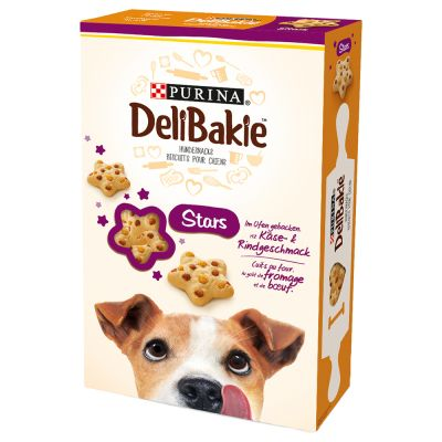 Purina Delibakie Stars Free P Amp P On Orders 163 29 At Zooplus