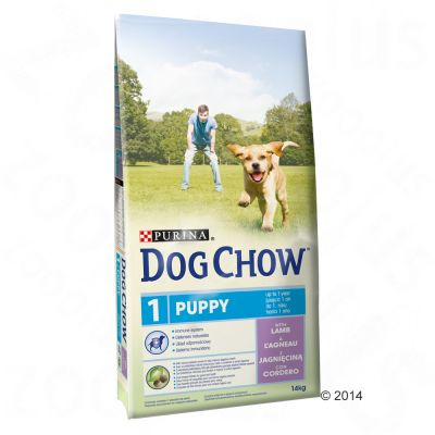 Purina Dog Chow Puppy Agnello & Riso (ex Tonus)