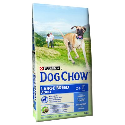 Purina Dog Chow Puppy Large Breed Tacchino (ex Tonus)