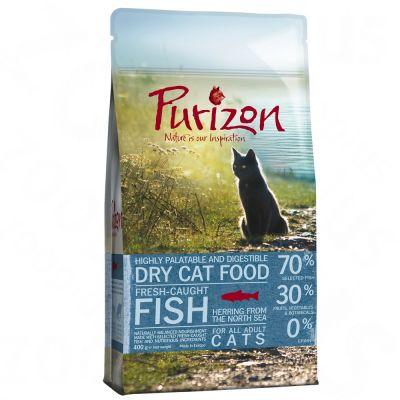 Purizon Adult dla kota, ryba