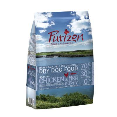 purizon puppy getreidefrei g nstig bei zooplus. Black Bedroom Furniture Sets. Home Design Ideas