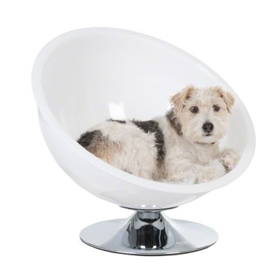 Retro Pet Nest White