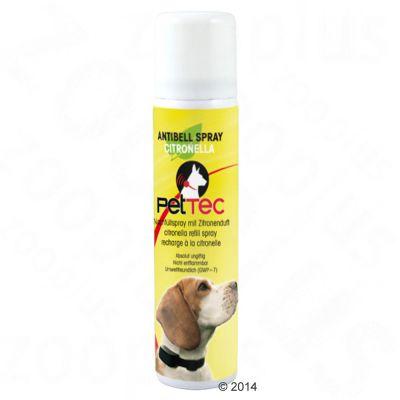 Ricarica PetTec Spray Trainer Pro Citronella per collare antiabbaio