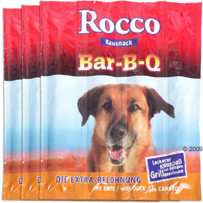 Rocco Bar-B-Q Set Risparmio 36 Sticks