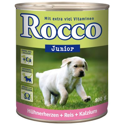 Rocco Junior 6 x 800 g