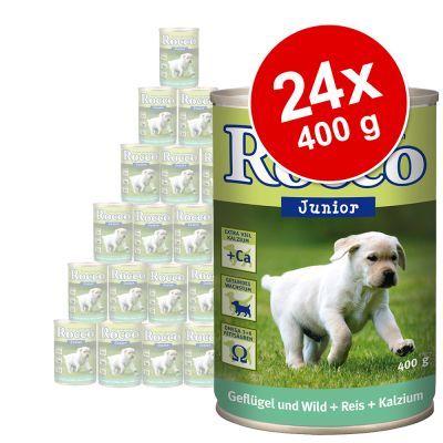 Rocco Junior 24 x 400 g