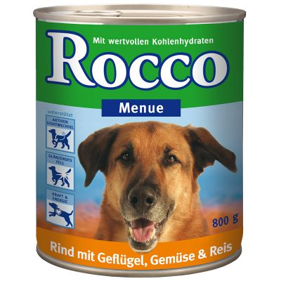 Rocco Menù 24 x 800 g