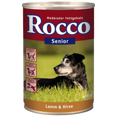 Rocco Senior 6 x 400 g