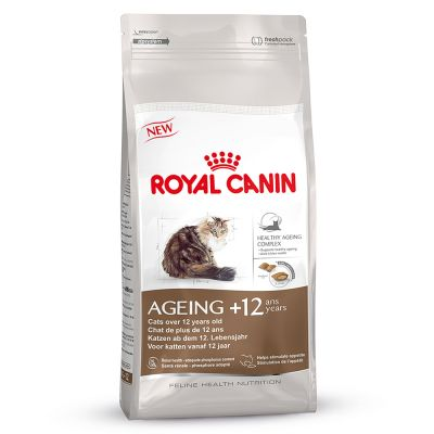 Royal Canin Ageing 12 Cat Great Deals At Zooplus